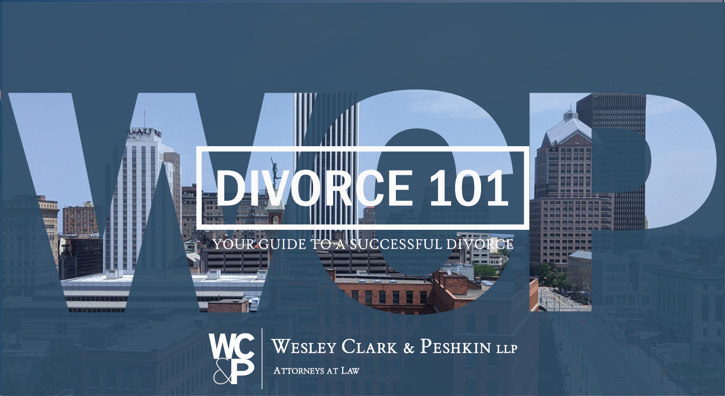 WCP Guide to a Successful Divorce